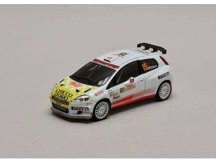 Fiat Grande Punto S2000 #15 Rally Monte Carlo 2009 1:43 IXO