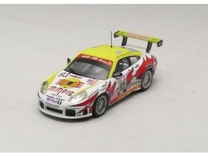 Porsche 911 GT3-RS # 93 2003 Le Mans 1:43 Champion