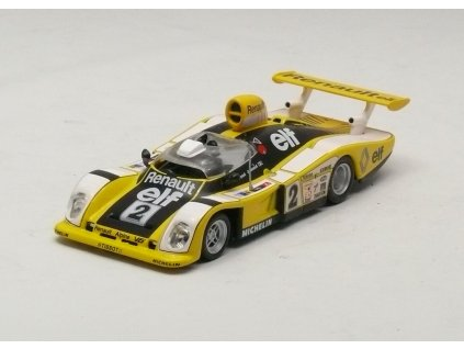 Renault AlpineA442B LM 1978 # 2 1:43 Champion