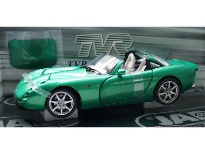TVR Tuscan S metalíza zelená 1:18 Jadi