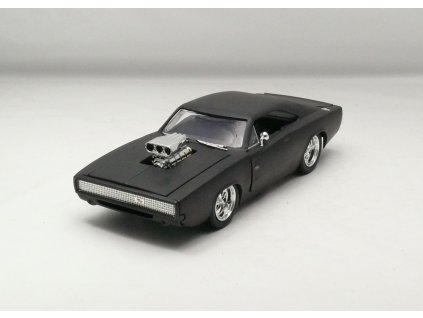 Dodge Charger R/T 1970 Dom`s Rychle a zběsile 4 1:24 Jada Toys