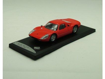 Porsche 904 GTS Carrera 1965 červená 1:43 Solido