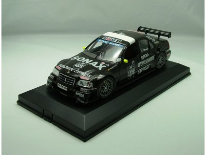 Mercedes Benz C-Classe ITC 1996 # 11 UPS 1:18 Exclusive Cars