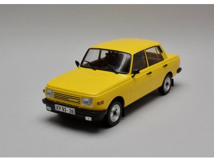 Wartburg 353 1967 žlutá 1:18 MCG