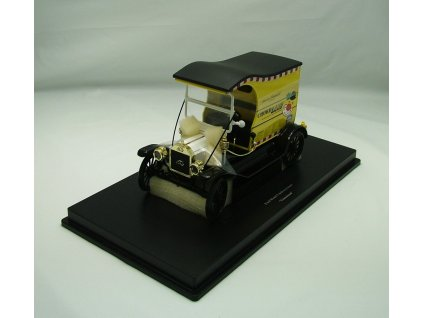 Ford Model T Delivery Truck - Chokoland - žlutá 1:18 Eagles Race