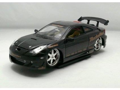 Toyota Celica 2002 černá 1:18 Jada