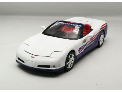 Chevrolet Corvette Indy 500 Pace Car 1:18 Auto World