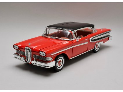 Ford Edsel Citation 1960 červeno-černá 1:18 WhiteBox