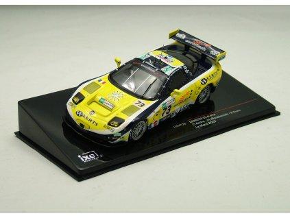 Chevrolet Corvrtte C5R # 73 Le Mans 2007 1:43 IXO