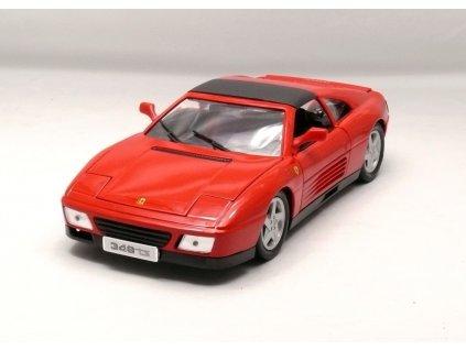 Ferrari 348 TS červená 1:18 Bburago