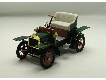 Laurin & Klement Voiturette 1905 zelená 1:18 Abrex