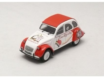 Citroen 2CV Mam Goudig 1:43 Car Selection