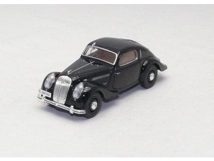 Škoda Popular Sport Monte Carlo 1935 černá 1:43 Abrex