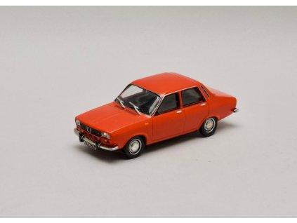 Renault 12 1970 červená 1:43 Atlas