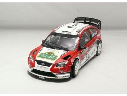 Ford Focus RS WRC 08 # 9 Rally Acropolis 2009 1 18 Sun Star 3949 01