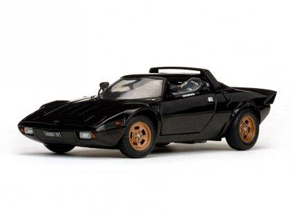 Lancia Stratos Stradale 1975 černá 1:18 Sun Star