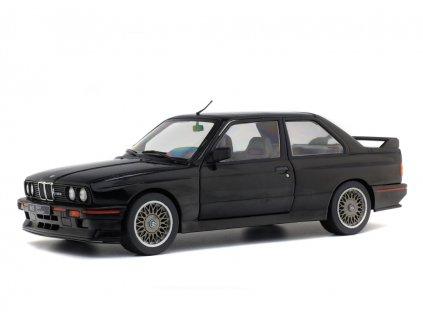BMW M3 E30 Sport Evo 1990 černá 1 18 Solido 1801501 01