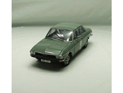 Audi C1 100 2-dvéř 1972 šedá 1:18 Signature