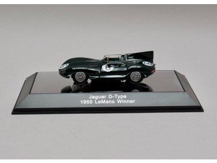 Jaguar D-Type # 6 1955 LeMans Winner 1:43 Auto Art