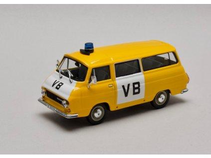 Škoda 1203 1974 Veřejná Bezpečnost 1:43 Abrex