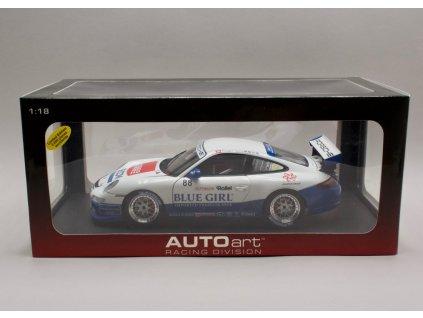 Porsche 911 997 GT3 CUP #88 PCCA Winner 2006 1:18 Auto Art