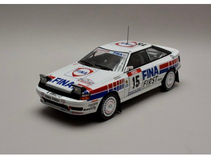 Toyota Celica 1991 #15 Tour de Corse 1:18 Triple9 Collection