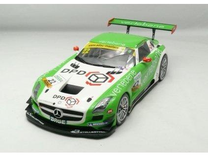 Mercedes-Benz SLS AMG GT3 # 22 2011 1:18 Minichamps