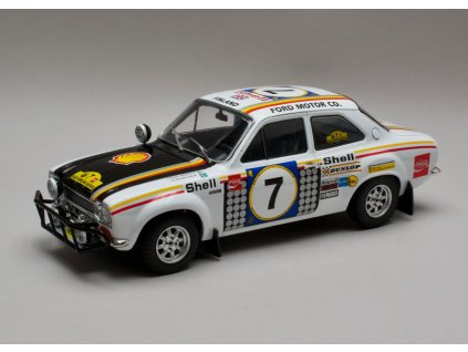 Ford Escort RS 1600 MK1 #7 1972 Rally Safari vítěz 1:18 Triple9 Collection