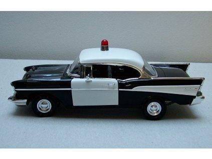 Chevrolet Bel Air 1957 US Polizei 1:18 Ertl