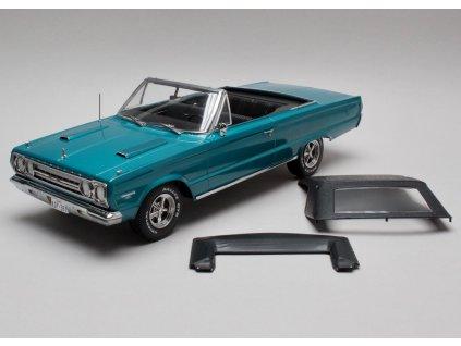 """Plymouth Belvedere GTX 1967 Conv. """"Tommy Boy"""" 1:18 Greenlight"""