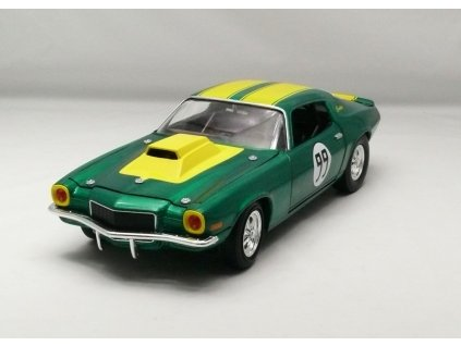 Chevrolet Camaro 350 1970 Cooters # 99 1:18 Johnny Lightning