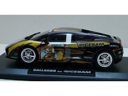Lamborghini Gallardo Cesam Tuning 1:18 Norev