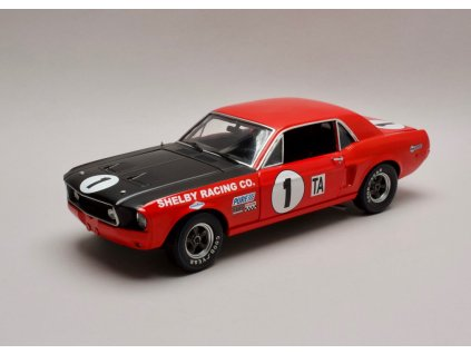 Ford Mustang Shelby GT350 Trans Am 1968 #1 Jerry Titus 1:18 ACME