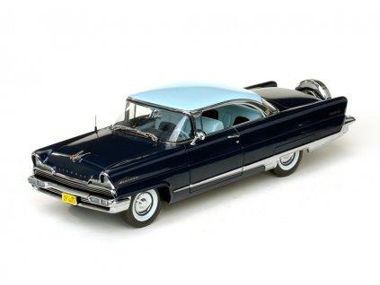 Lincoln Premiere 1956 Hard top 1 18 Sun Star Platinum 4653 02