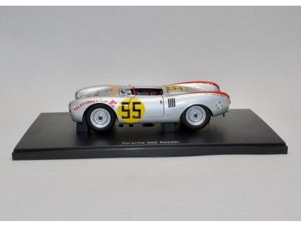 Porsche 550 Spyder Panamericana 1954 #55 1:18 Auto Art