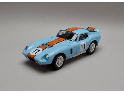 Shelby Cobra Daytona Coupe 1965 # 11 Gulf 1:18 Lucky Diecast