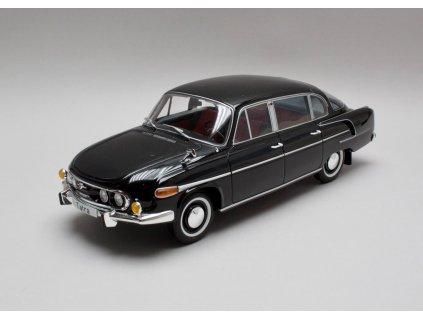 Tatra 603 1969 černá 1:18 BoS Models