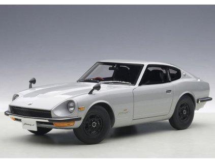 Nissan Fairlady Z432 1969 stříbrná 1:18 Auto Art