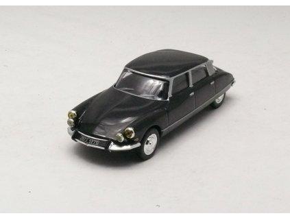 Citroen DS 19 Pallas 1965 černá 1:43 Car Selection