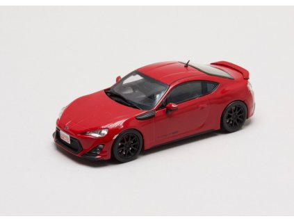 Toyota 86 TRD Performace Line cervena 1 43 Jcollection 73015RD 01