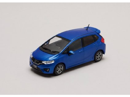 Honda Fit RS modra 1 43 Jcollection 86001BL 01