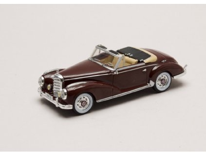 Mercedes Benz 300S Roadster 1952 W188 tm hneda 1 43 Champion 01