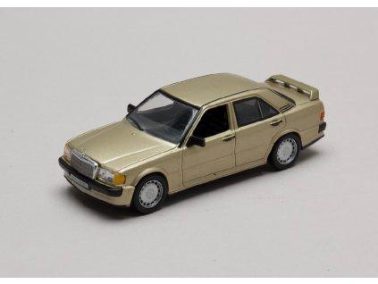 Mercedes Benz 190E 2,3 16V 1984 W 201 zlata 1 43 Champion 01