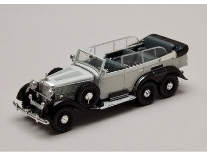 Mercedes Benz G4 1938 W31 sv seda 1 43 Champion 01