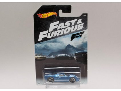 Ford GT 40 Fast & Furious Hot Wheels FKF06 FKF11 01