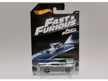 Chevrolet Chevella SS 1970 Fast & Furious Hot Wheels FKF06 FKF07 01