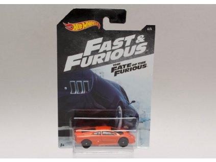 Lamborghini Murcielago Fast & Furious Hot Wheels FKF06 FKF09 01
