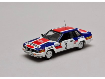 Nissan 240RS #3 Rally Monte Carlo 1984 1 43 Atlas 01