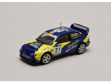 Seat Cordoba WRC EVO 3 #21 Rallye Catalunya 2001 1 43 Champion 01