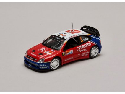 Citroen Xsara WRC #4 Rally Argentina 2004 1 43 Champion 01
